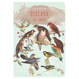 Oiseaux de Corse Jean-Pierre Fleury