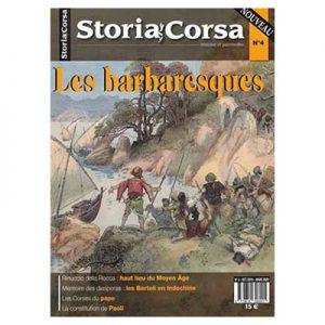 Revue Storia Corsa n°4 Les Barbaresques
