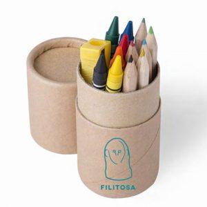 set de 13 pièces à colorier filitosa IV